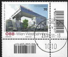 2011 Austria  Mi. 2968 Used  EUR Wiedereröffnung Des Wiener Westbahnhofs - 2011-... Used