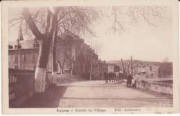 Vabres (Aveyron 12). Entrée Du Village. Charrette. (ERA) - Vabres