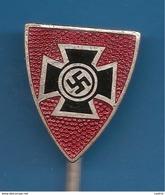 Pin Distintivo NSRKB (Germania WW2) Terzo Reich Nazista - Germania