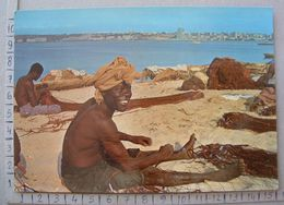 Angola - Luanda - Pescador Da Ilha De Luanda - SP1653 - Angola
