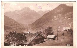 Châtel - La Vallée D'Abondance Et Le Mont Chauffé - - Châtel
