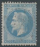 Lot N°46872  N°29B, Obli étoile De PARIS, Clair 2é Choix - 1863-1870 Napoleon III With Laurels