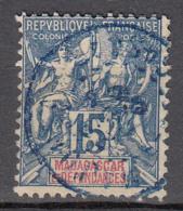 Madagascar 33 Obl. - Madagascar (1889-1960)