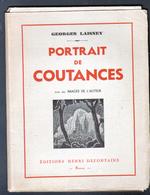50, Portraits De Coutances Par Georges Laisney, 16 Gravures Format 17,5 X 11 Cm Dans Leur Couverture, Ed H. Lafontaine - Livres, BD, Revues