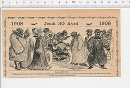 2 Scans Humour Vieux Tacots Ancien Bidon Essence Teinture D'iode Pharmacie Vent Coulis Soufflet D'âtre Cheminée 216E10 - Old Paper