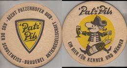 Bierdeckel Rund - Patz - Bierdeckel
