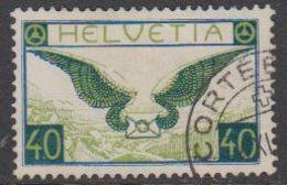 Switzerland 1929 Airmail 40c Used (42191D) - Luchtpostzegels