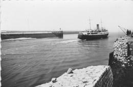 """Calais.  Le""""Côte D'Azur"""" Voguant Vers L'Angleterre  (scan) - Piroscafi"""