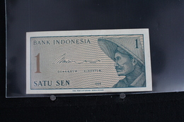 M-An / Billet - Bank Indonesia - 1 Satu Sen  - Banknote  / Année 1964 - Indonésie