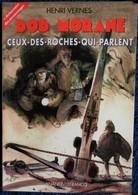 Henri Vernes - BOB MORANE - Ceux-des-Roches-qui-parlent - Ananké / Lefrancq Poche - BMP 2006 - ( 2001 ) . - Aventure