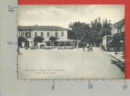 CARTOLINA NV ITALIA - BELLARIA (RN) - Piazza Della Costituente E Viale Paolo Guidi - Alterocca Terni - 10 X 15 - Rimini