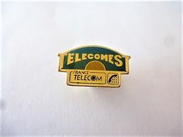 PINS  FRANCE TELECOM TELECOMES TENNIS / 33NAT - France Telecom