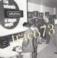 PALERMO _1968 /  Inagurazione Negozio PEDONE  _ Foto Formato 18 X 18 Cm. - Luoghi