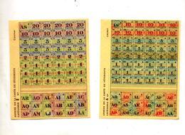 Ticket De Rationnement  Vetement  Categorie A Et E - Documents Historiques