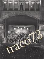 PALERMO _1968 /  Teatro Politeama - Inagurazione Stagione Sinfonica  _ Foto Formato 18 X 24 Cm. - Luoghi