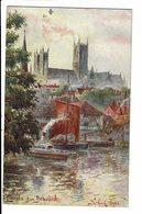 CPA - Carte Postale Royaume Uni -Devon- Tinculn From Brayford-1921-VM1510 - Other