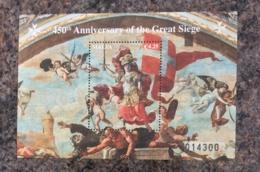 Malta 2015 450TH GREAT SIEGE SHEET MNH - Malta