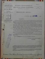 55 RARECOURT Louis BURE Contributions Directes BAR LE DUC - France