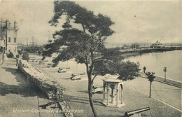 SOUTHAMPTON, WESTERN ESPLANADE ~ AN OLD POSTCARD #89655 - Southampton