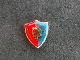 Scudetto Smaltato Vintage Carabinieri Servizio Navale Ottimo Marcato - Polizia