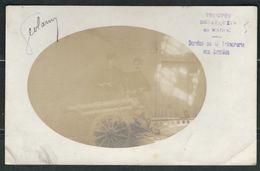 MAROC 1913 CPA En FM Troupes Débarquées Au Maroc - Marcophilie (Lettres)