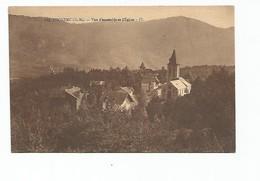 THORENC - Vue D'ensemble Et L'Eglise - France