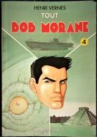 Henri Vernes  - TOUT BOB MORANE  N° 4 - ( 3 Titres ) - Ananké / Lefrancq - BMP 4004 - ( 2002 ) . - Aventure