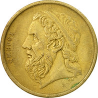 Monnaie, Grèce, 50 Drachmes, 1986, TB+, Aluminum-Bronze, KM:147 - Grèce