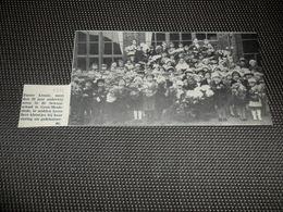 """Origineel Knipsel ( 2531 ) Uit Tijdschrift """" Ons Volk """"  1934 :  Gent - Meulestede   Gand - Vieux Papiers"""