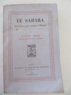 1881 Le Sahara Souvenirs D'une Mission à Goléah - Auguste Choisy Ed. Plon Paris - Livres, BD, Revues