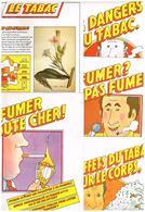 Dossier : Ecole - Santé - Plante - Le Tabac Effets Fumer, Ne Pas Fumer ? Dangers Fumer Coûte  Cher ! - Vieux Papiers