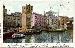 Italie. Savona. Capitaneria Del Porto - Savona
