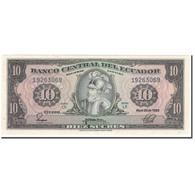 Billet, Équateur, 10 Sucres, 1983-04-20, KM:114b, NEUF - Ecuador