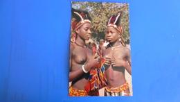 L'AFRIQUE EN COULEURS - 3023 Petites Danseuses Africaines - Cartes Postales