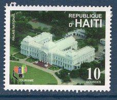 Haïti, Timbre Oblitéré, Palais National - Haïti