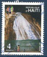 Haïti, Timbre Oblitéré, Bassin Zim - Haïti