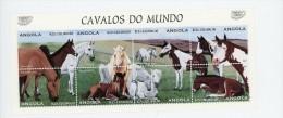 Angola 1997-Chevaux De Race-YT 1079/81***MNH - Angola