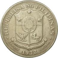 Monnaie, Philippines, Piso, 1972, TB+, Copper-Nickel-Zinc, KM:203 - Philippines