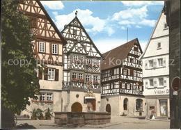 41806488 Neudenau Marktplatz Neudenau Jagst - Deutschland