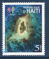 Haïti, Timbre Oblitéré, Petit Ilet Des Ardadins - Haïti