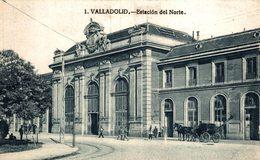VALLADOLID. ESTACION DEL NORTE - Valladolid