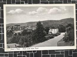 Jena, Blick Nach Dem Forst (927) - Jena