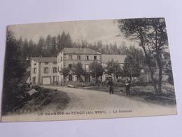 Le Chambon De Tenge - Le Sarzier - France