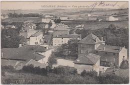 69 Lozanne Vue Generale - Francia
