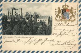 41040883 Hohenschwangau Schloss  Schwangau - Deutschland