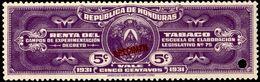 """1931 Honduras """"Tobacco"""" Color Proof - Honduras"""