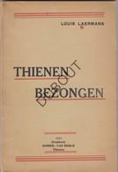 TIENEN/TIRLEMONT Thienen Bezongen 1929 Drukkerij Sohier-Van Herck  (N74) - Livres, BD, Revues