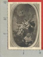 CARTOLINA NV ITALIA - 1936 Mostra Settecento Veneziano A Cà Rezzonico - VENEZIA - TIEPOLO - Zeffiro E Flora - 10 X 15 - Esposizioni