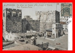 CPA JERUSALEM (Palestine)  La Tour De David...CO2243 - Palestine