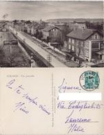 Uckange. Vue Genérale. Fotografica. Viaggiata 1952 - Altri Comuni